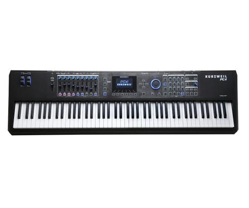 Kurzweil PC4 88-Key Synthesizer Workstation