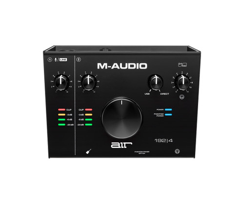 M-Audio AIR192X4 2-In/2-Out 24/192 USB Audio Interface