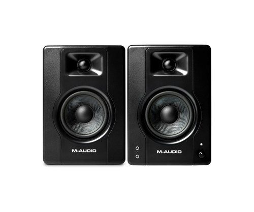 "M-Audio BX4PAIRXUS 4.5"" Multimedia Reference Monitors, Pair"