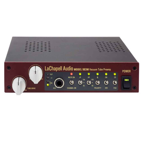 LaChapell 983M Tube Microphone Preamp