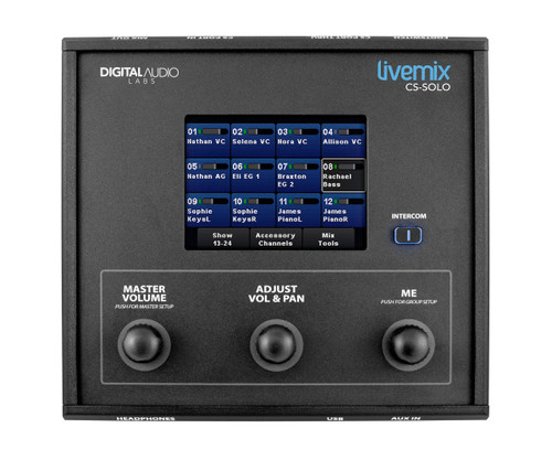 Digital Audio Labs CS-SOLO Personal Mixer
