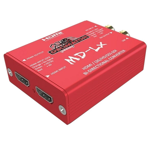 Decimator MD-LX HDMI / SDI Converter