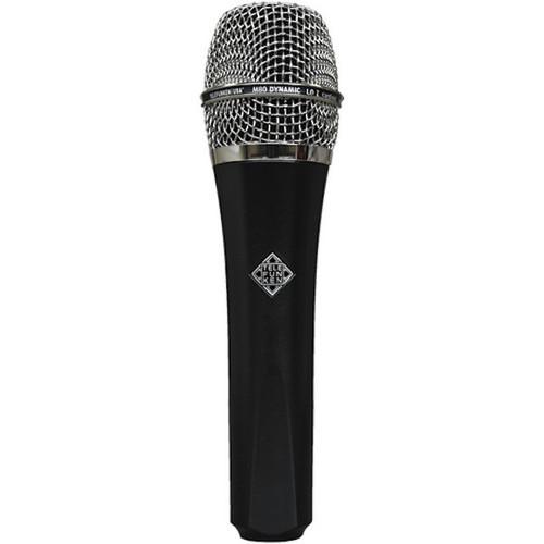 Telefunken M80 BLACK Dynamic Microphone