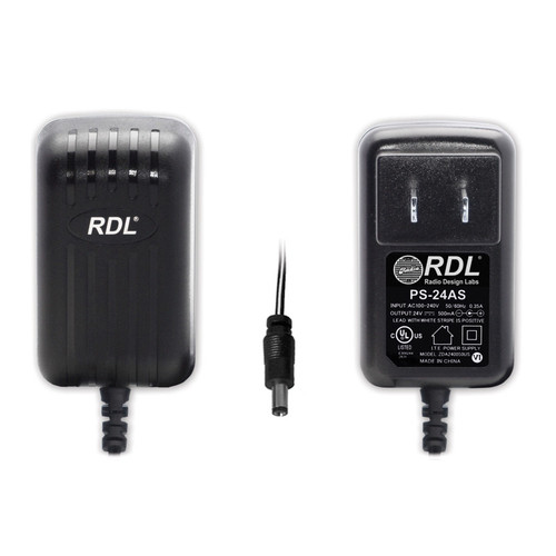 RDL PS-24AS 24 Vdc Switching Power Supply