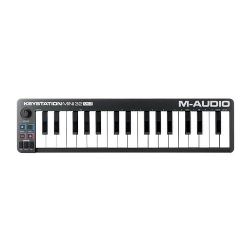 M-Audio Keystation Mini 32 MK3 32-Key Mini Keyboard Controller