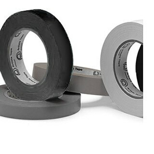 Pro Tapes 4'' Duct Tape Black (60 Yards)