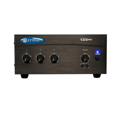 Crown 135MA 35W Mixer Amplifier