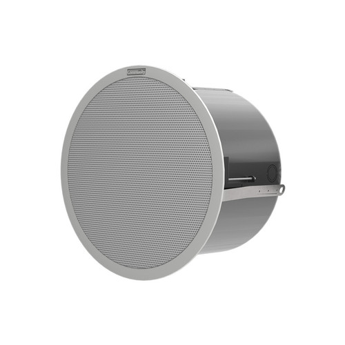 """Community D8 8"""" 2-Way High Output Ceiling Speaker, White"""