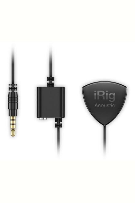 IK Multimedia iRig Acoustic Guitar Mobile Microphone / Interface