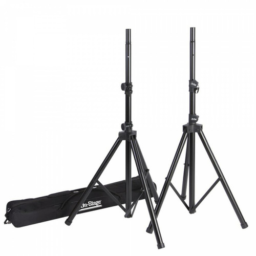 On-Stage SSP7950 All-Aluminum Speaker Stand Pack