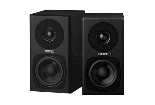 "Fostex PM03H 3"" 2-Way Powered Studio Monitor"