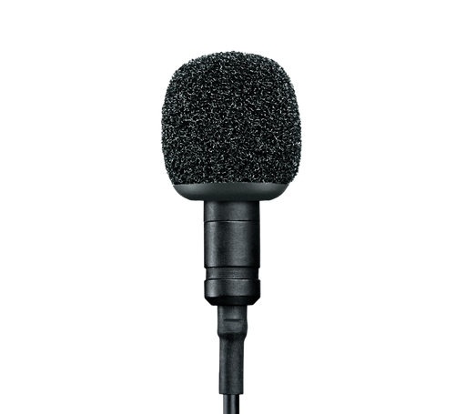 Shure MVL-3.5MM Lavalier Microphone for Smartphone or Tablet