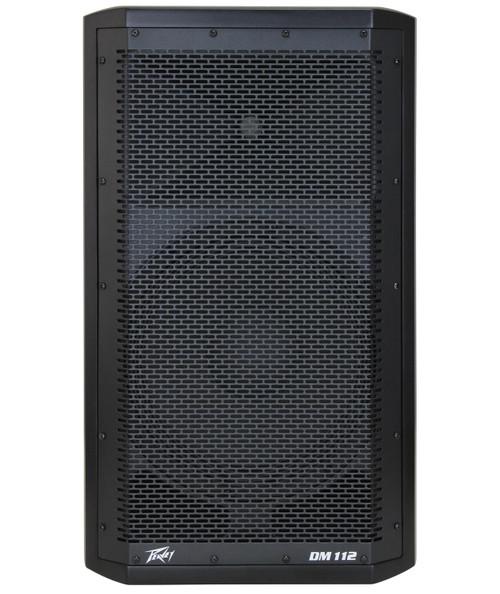Peavey Dark Matter DM112 Powered PA Speaker Front