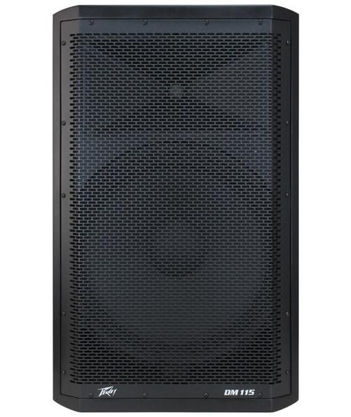 Peavey Dark Matter DM115 Powered PA Speaker Front