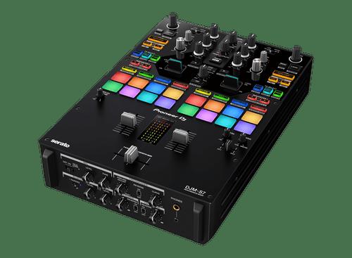 Pioneer DJM-S7 2-Channel Performance DJ Mixer Top Side