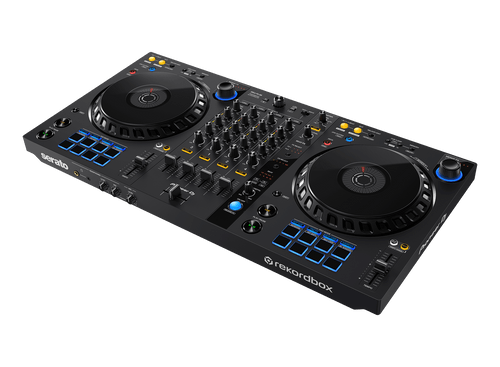 Pioneer DDJ-FLX6 4-Channel DJ Controller Top Side