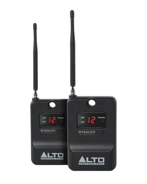 Alto Stealth Wireless Expander Pack 2 Stealth Wireless Receivers