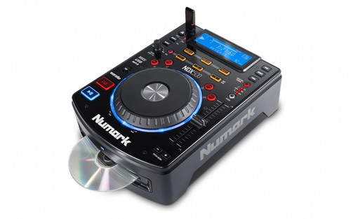 Numark NDX500 USB / CD Media Player and Software Controller