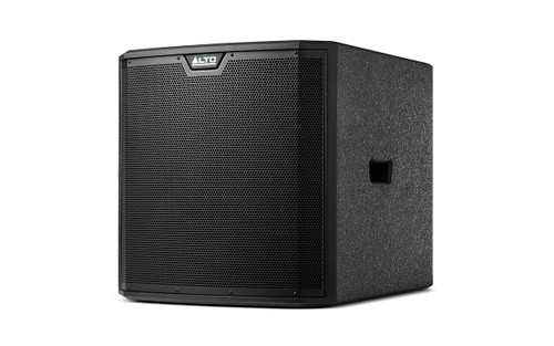 """Alto TS315S 2000W 15"""" Powered Subwoofer Angle"""