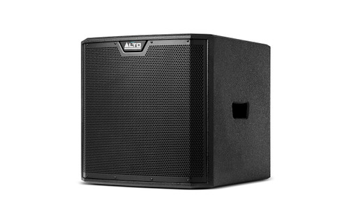 """Alto TS312S 2000W 12"""" Powered Subwoofer Angle"""