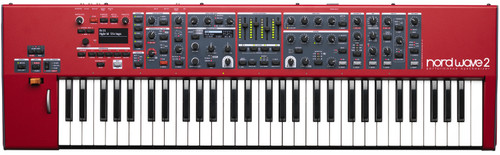 Nord Wave 2 Top View