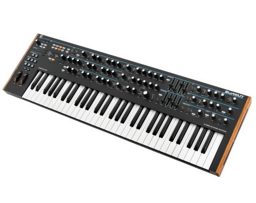 Novation Summit 61-Key Polyphonic Synthesizer