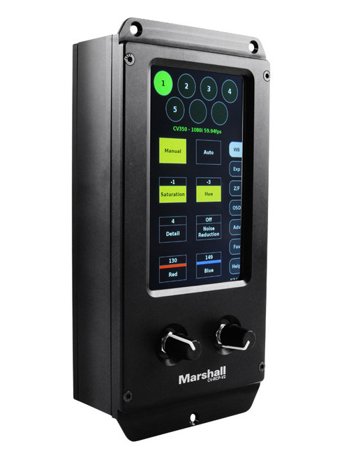 Marshall CV-RCP-V2 Camera Control RCP Touchscreen