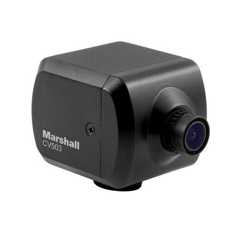 Marshall CV503 Miniature 3GSDI HD Camera with 3.6mm Lens