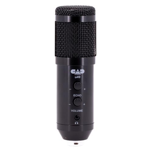 CAD u49 Side Address Studio USB Microphone