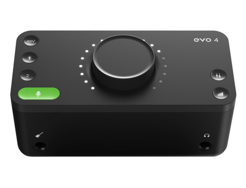 Audient EVO 4 2in   2out USB Audio Interface