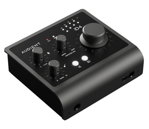 Audient iD4 2in | 2out USB2 Audio Interface