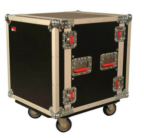 Gator G-TOUR12UCA-24D ATA Wood Flight Rack Case