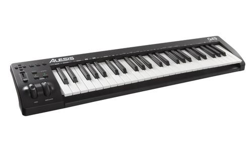 Alesis Q49 MKII 49-Key USB-MIDI Keyboard Controller