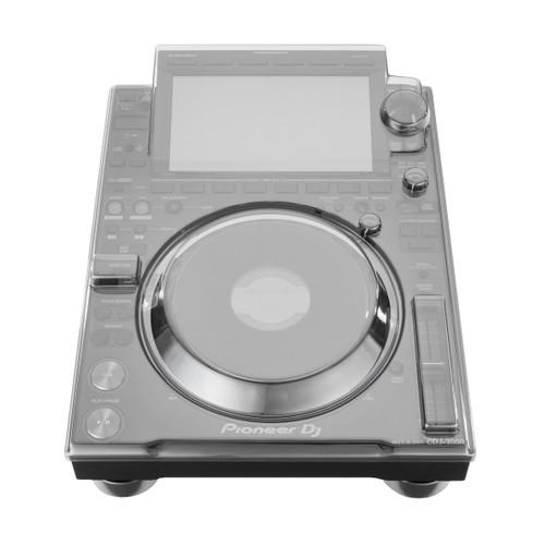 Decksaver Pioneer DJ CDJ-3000 Cover top