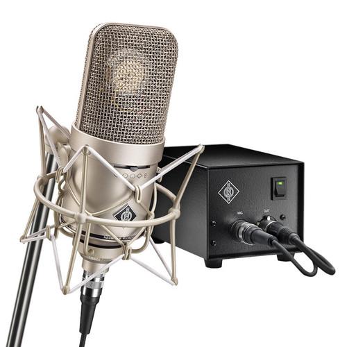 Neumann M 149 Multi-Pattern Tube Condenser Microphone System