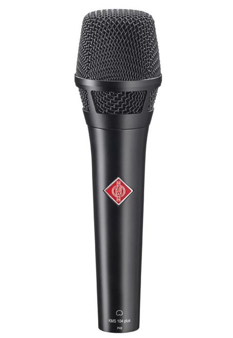 Neumann KMS 104 PLUS Cardioid Handheld Condenser Microphone