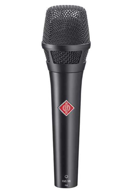 Neumann KMS 105 Supercardioid Handheld Condenser Microphone
