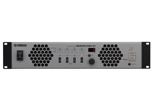 Yamaha XMV4280-D 4-Channel Dante Power Amplifier