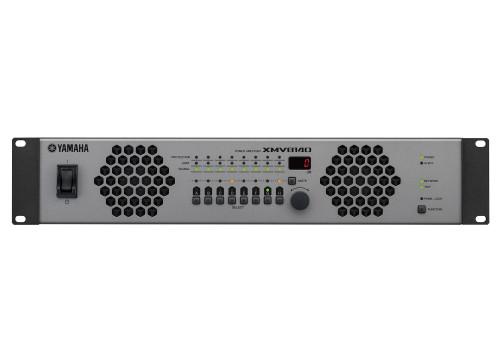 Yamaha XMV8140 8-Channel Power Amplifier