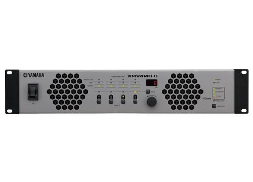 Yamaha XMV4140-D 4-Channel Dante Power Amplifier