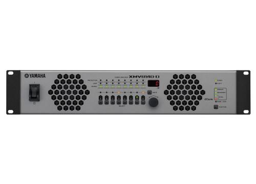 Yamaha XMV8140-D 8-Channel Dante Power Amplifier