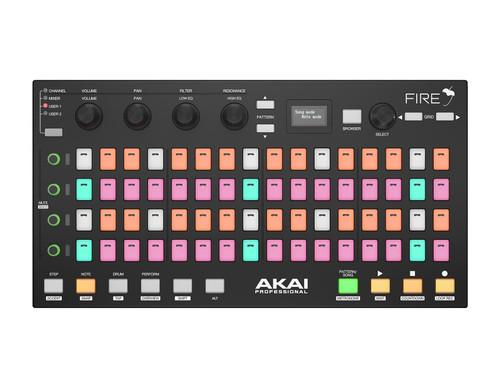 Akai Fire MIDI Controller for FL Studio (No Software)