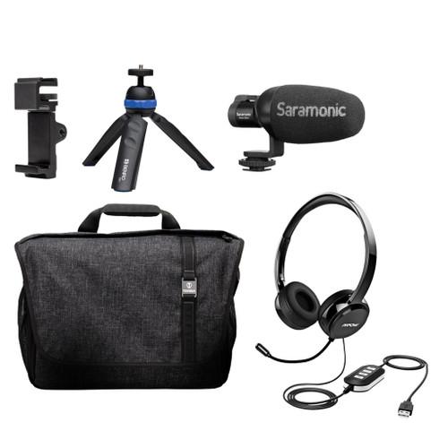 Saramonic HOMEBASE2 Personal Portable Video Conferencing Kit