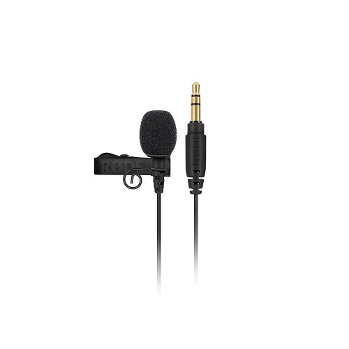 Rode Lavalier GO (LAVGO) Professional-Grade Wearable Microphone