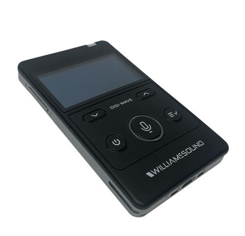 Williams AV DWS COM 6 PRO 400 Digi-Wave Wireless Intercom System DLT 400 Transceiver