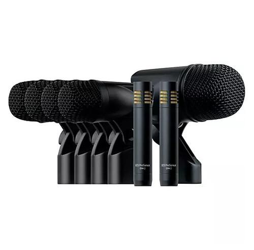 PreSonus DM-7 7-Piece Drum Microphone Set