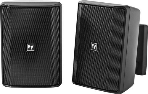"""Electro-Voice EVID-S4.2T Pair of 4"""" 70/100V Surface Mount Speakers"""