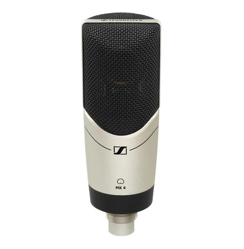 Sennheiser MK4 SET Large-Diaphragm Condenser Microphone
