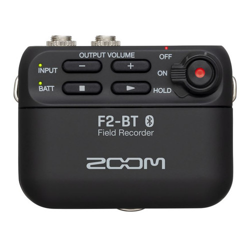 Zoom F2-BT Audio Field Recorder with Bluetooth