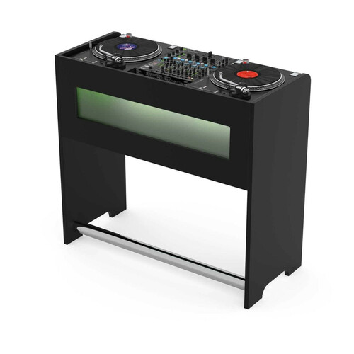 Glorious GigBar with DJ equipment